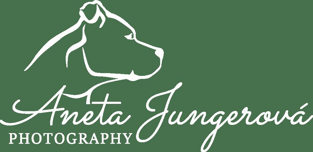 Bílé logo Aneta-foto